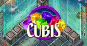 Arcade Spiele - Der Spielatuomat Cubis mit vertikalen und horizantalen Gewinnmöglichkeiten